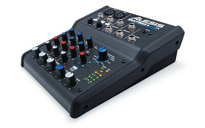 Alesis MULTIMIX 4 USB FX 4-Channel Mixer With Effects & USB Audio Interface • 89.14£