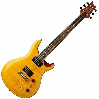 PRS SE Signature Paul's Guitar - Amber W/Tobacco Back • 799£