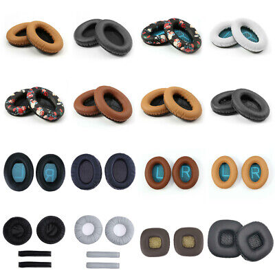 2pc L/R Ear Pads Cushion For Bose Quiet Comfort 2 QC2 QC15 QC25 AE2 Headphones • 2.64£