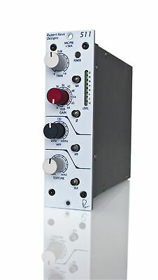 Rupert Neve Designs Portico 511 Mic Pre With Variable Silk Texture • 420.51£