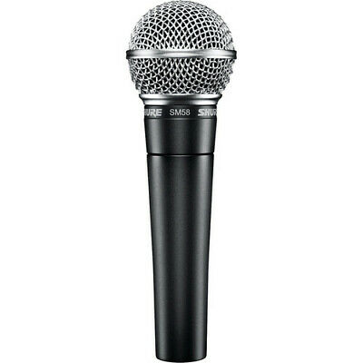 Shure SM58-LC Vocal Microphone • 75.34£