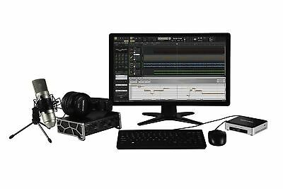 Tascam Track Factory Project With US-2x2 USB Audio Interface, TM-02 Headphones,  • 643.16£