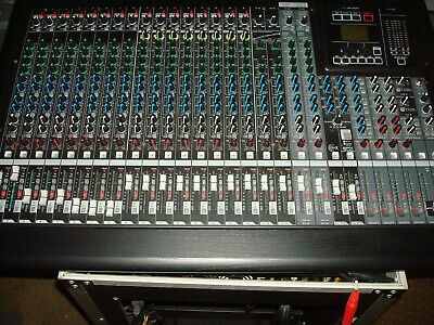 Yamaha MGP24X 24-Input Hybrid Digital/Analog Mixer-Use BIN For FREE SHIPPING!!! • 681.44£