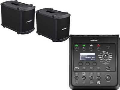 Bose L1 Model 1S Pair With B1 Bass 4-Pack & T4S ToneMatch Mixer • 3,649.02£