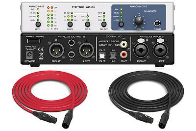 RME ADI-2 FS | 2-channel Hi-End AD/DA Converter | Pro Audio LA • 749.55£