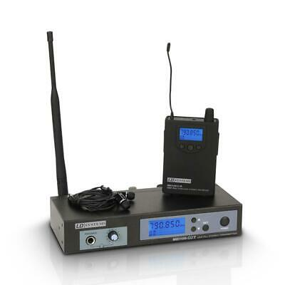 LD Systems MEI 100 G2 - Wireless In-Ear Monitoring System • 189.60£