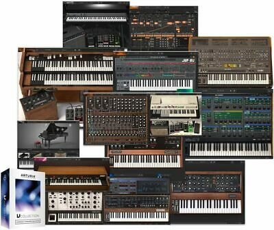 Arturia V Collection 7 - The Best Version Preactivated - Windows/mac (download) • 58.29£