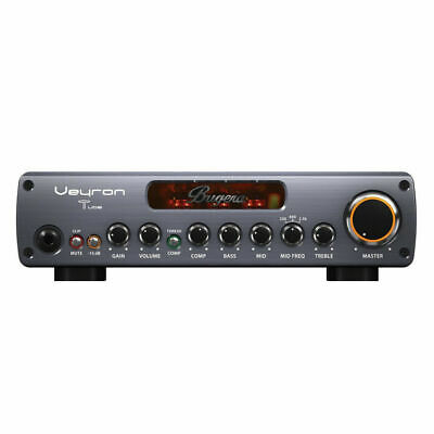 Bugera Veyron Tube BV1001T 2000W Hybrid Tube Bass Amp Head  ** MAKE AN OFFER **  • 488.76£