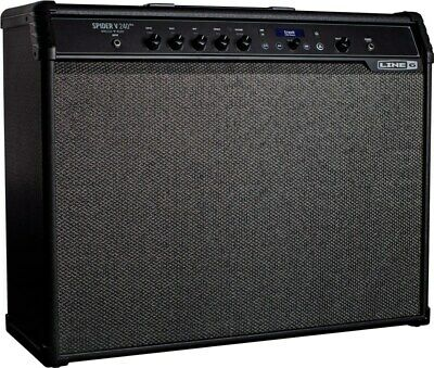 Line 6 Spider V 240 MKII 240W 2x12 Combo(B-Stock) • 400£