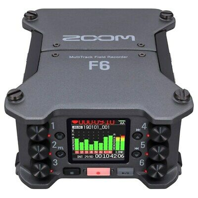 Zoom F6 Field Recorder • 580.32£