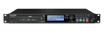Tascam SS-CDR250N Networkable Solid State CD Recorder • 888£