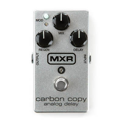 MXR M169A Carbon Copy Analog Delay Pedal - Ltd Edition 10th Anniversary • 159.01£