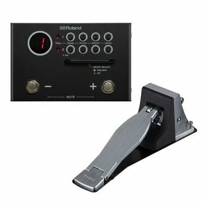 Roland TM-1 Trigger Module With KT-10 Kick Trigger New • 353.17£