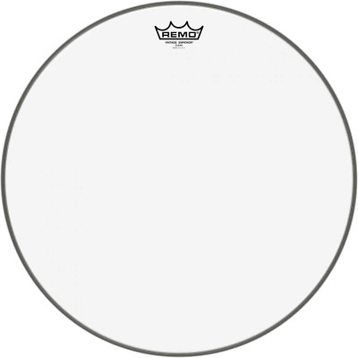 Remo VE-0318-00 Emperor Vintage Clear Drum Head, 18  • 24.48£