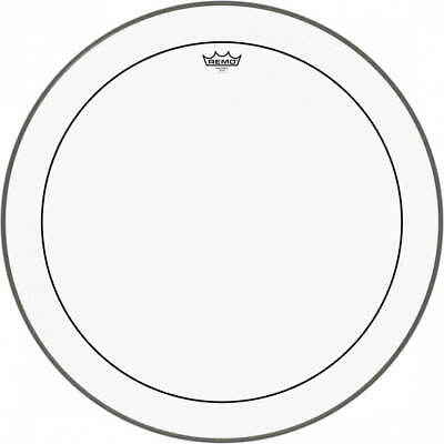 Remo PS-1328-00 Pinstripe Clear Bass Drum Head, 28  • 66.30£