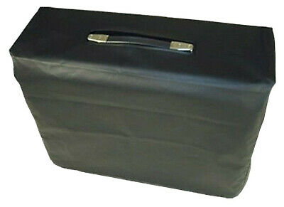 Fender Blues Deluxe Combo Amp - Black, Heavy Duty Vinyl Cover w/Piping (fend112)