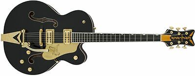 Gretsch G6136T-BLK Players Edition Falcon With String-Thru Bigsby Black  • 2,741.97£
