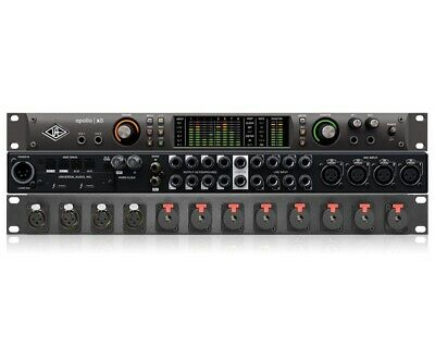 Package Of Universal Audio Apollo X8 & Mogami Rack Mic/Line Input Panel • 2,125.23£