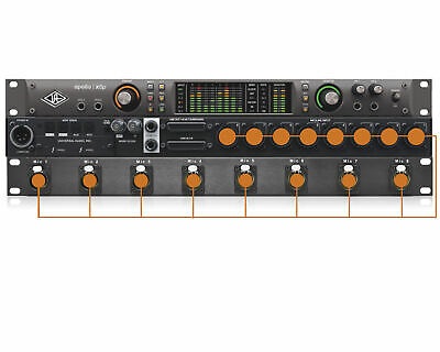 Universal Audio Apollo X8P Mic Input Panel • 144.83£