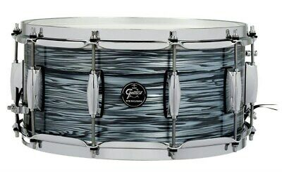 Gretsch Renown Maple Snare 14x6.5in, Silver Oyster Pearl