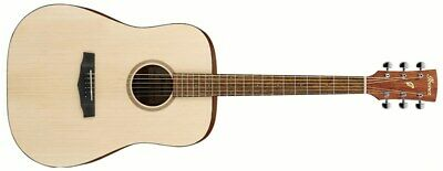 Ibanez PF10 Dreadnought Acoustic, Open Pore Natural • 132.97£