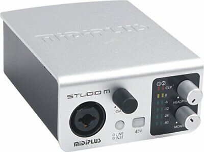 Midiplus Studio M USB Audio Interface • 80.78£