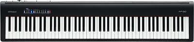 Roland FP-30 Digital Piano, Black • 574.32£