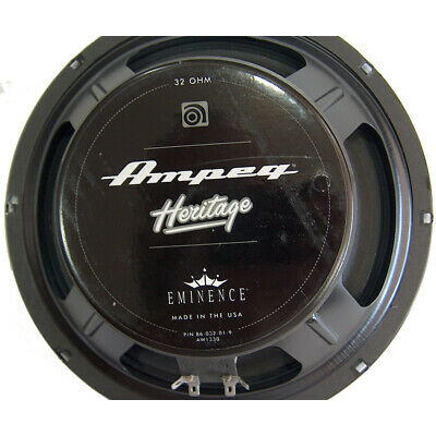 Ampeg 10  Replacement Speaker For SVT410HE, SVT810E, 32ohms, 100W FREE Shipping • 64.21£