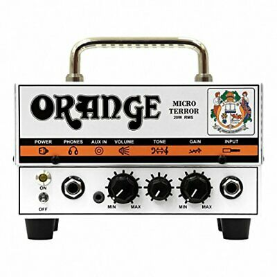 ORANGE Micro Terror 20W Mini Guitar Head, Solid State Guitar Amp Head From Japan • 194.52£
