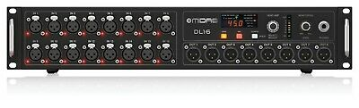 MIDAS DL16 Digital Stage Box 16 Input 8 Output Stage Box - Ultranet CAT5 MK123 • 649.99£