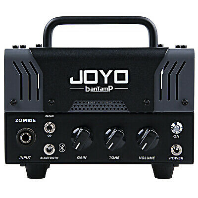 Joyo BanTamP Series ZoMBie 20 Watt 12ax7 Mini Tube Head W Bluetooth  • 124.34£