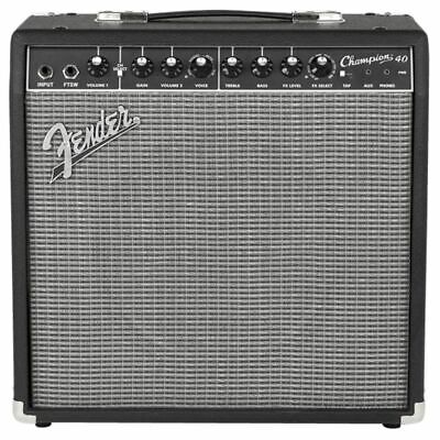 Fender Champion 40 Guitar Amplifier • 175£