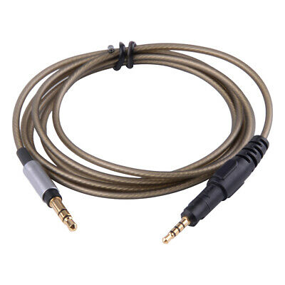 1.29m Headphones Cable Wire Fit For Audio Technica ATH-M50x ATH-M40x ATH-M70x Er • 7.25£