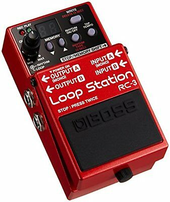 Boss Loop Station Rc-3 With Tracking Number New From Japan • 216.11£