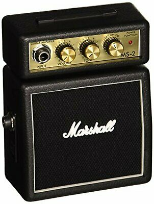 Marshall MS-2 Guitar Mini Amp With Tracking Number New From Japan • 67.06£