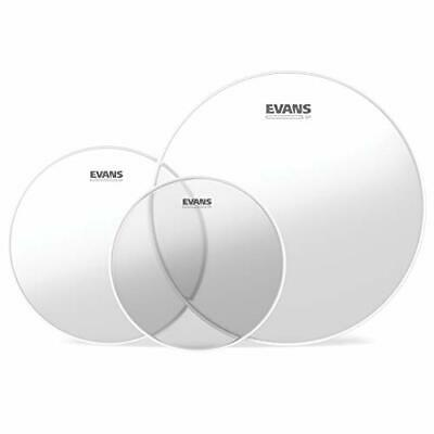 Evans G1 Tompack Clear Standard (12 inch 13 inch 16 inch)