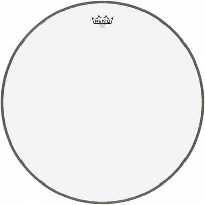 Remo BB-1324-00 Emperor Clear Bass Drum Head, 24  • 45.20£