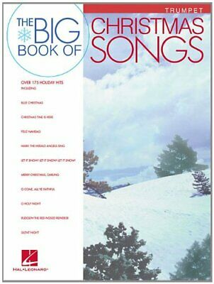 Big Book Of Christmas Songs For Trumpet • 16.02£