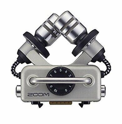 ZOOM XYH-5 XY Stereo Microphone Capsule For H6 H5 Q8 Shock Mount F/S W/Tracking# • 83.06£