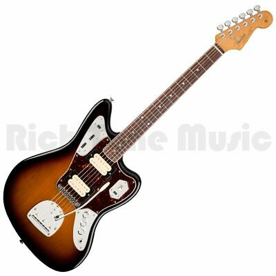 Fender Kurt Cobain Jaguar - RW - 3-Colour Sunburst - NOS • 1,229£