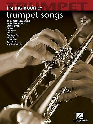 Big Book Of Trumpet Songs, Hal Leonard Corp,  Paperback • 11.92£