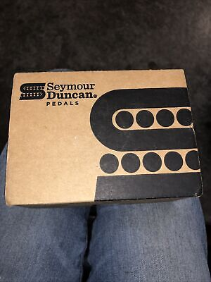 Seymour Duncan Forza Overdrive Pedal With Stickers & Everything Included In Box • 109.71£