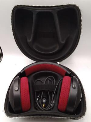 Focal Clear Professional Open-Back Over-Ear Headphones (Red/Black) • 873.52£