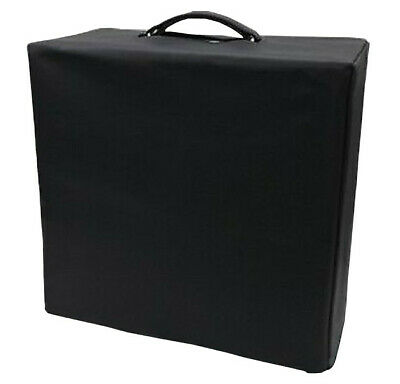 Supro Blues King 8 1x8 Combo - Black Vinyl Cover W/Piping Option, USA (supr063) • 37.59£