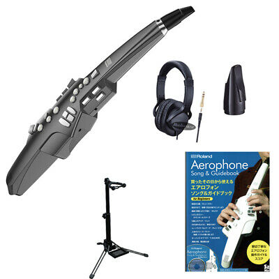 [NEW]Roland Aerophone AE-10G Graphite Black From Japan Free Shipping • 790.15£