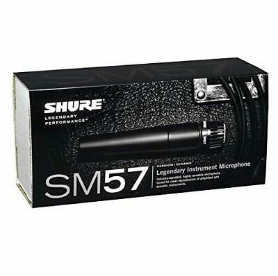 Shure SM57-LC Cardioid, Dynamic Handheld Wired Microphone. • 88.71£