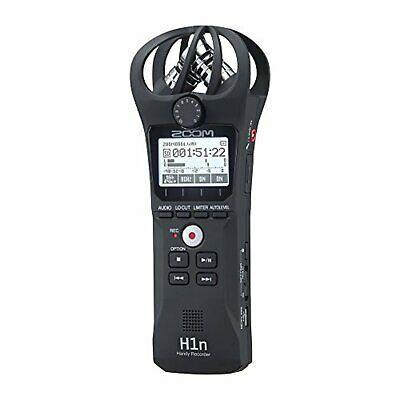 Zoom / H1n Handy Recorder With Tracking Number New From Japan • 103.10£