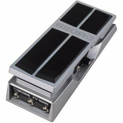BOSS Volume / Pedal Foot / Volume FV-500H With Tracking# New Japan • 100.33£