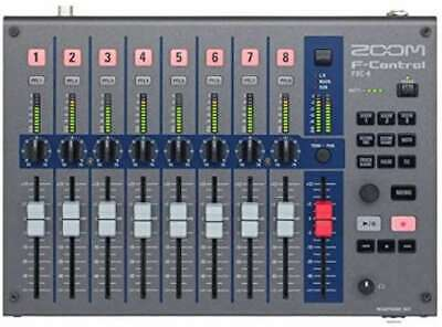 ZOOM FRC-8 F-Control - Mixing Control Surface For Zoom F8, F8n, F6, F4 F/s DHL • 396.18£