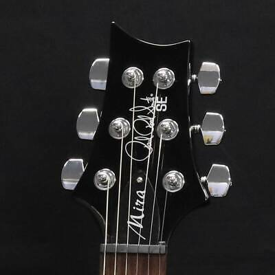 Paul Reed Smith Prs Se Mira Black W/ Tortoise Pickguard • 901.55£